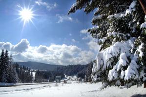 Східниця взимку